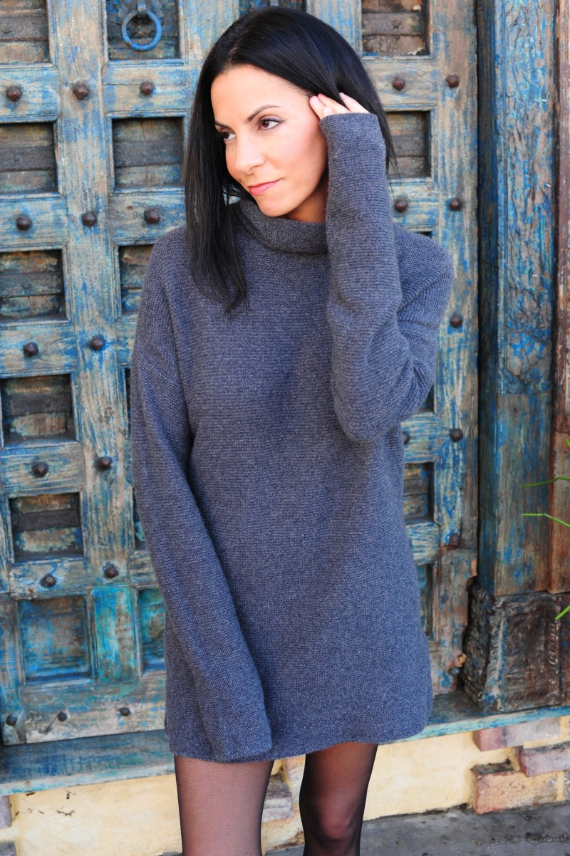 Short Sweater Dress - Banana Republic Sweater