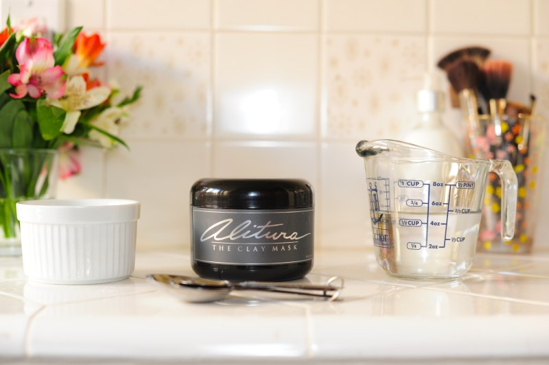 Fourth Day Of Cool - Alitura Clay Mask