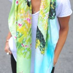 On The Third Day Of Cool… Win An Exclusive Joules Silk Scarf!