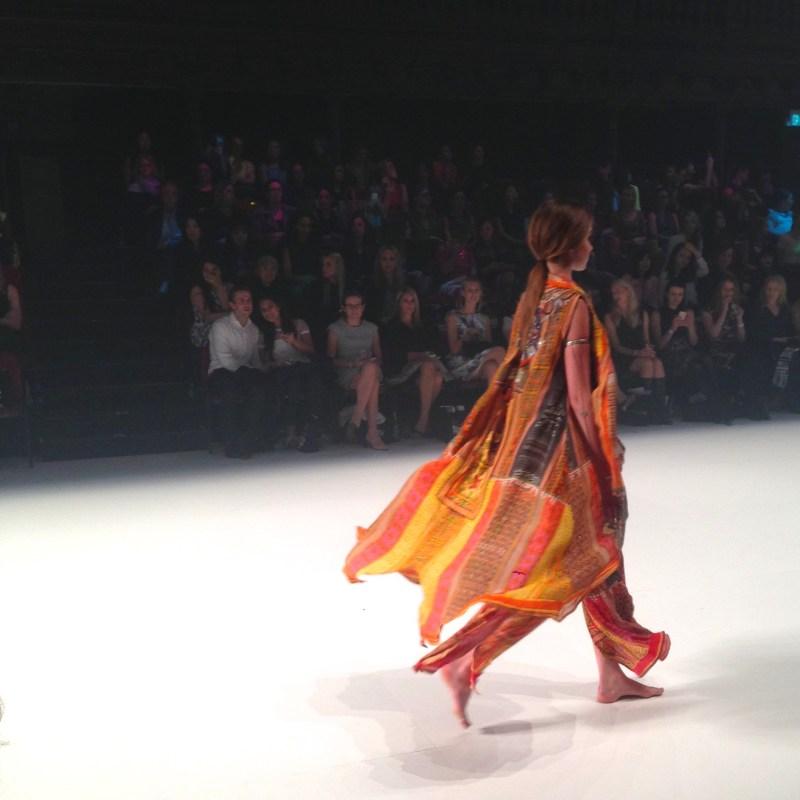 Mercedes Benz Fashion Week Sydney 2014 - Camilla