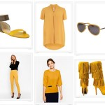 The Hit List – On Trend Mustard Yellow Clothes & Accessories
