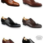 Crockett & Jones Shoes – The Semi Brogue Oxford Done Right