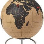 Global World Map Cork Board – Ready Set Travel!