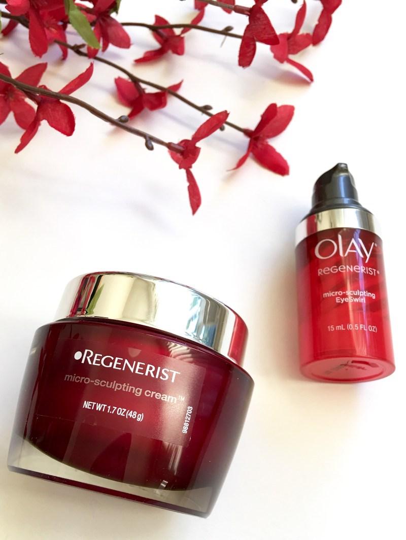 Olay Regenerist Cream: Steal The Spotlight