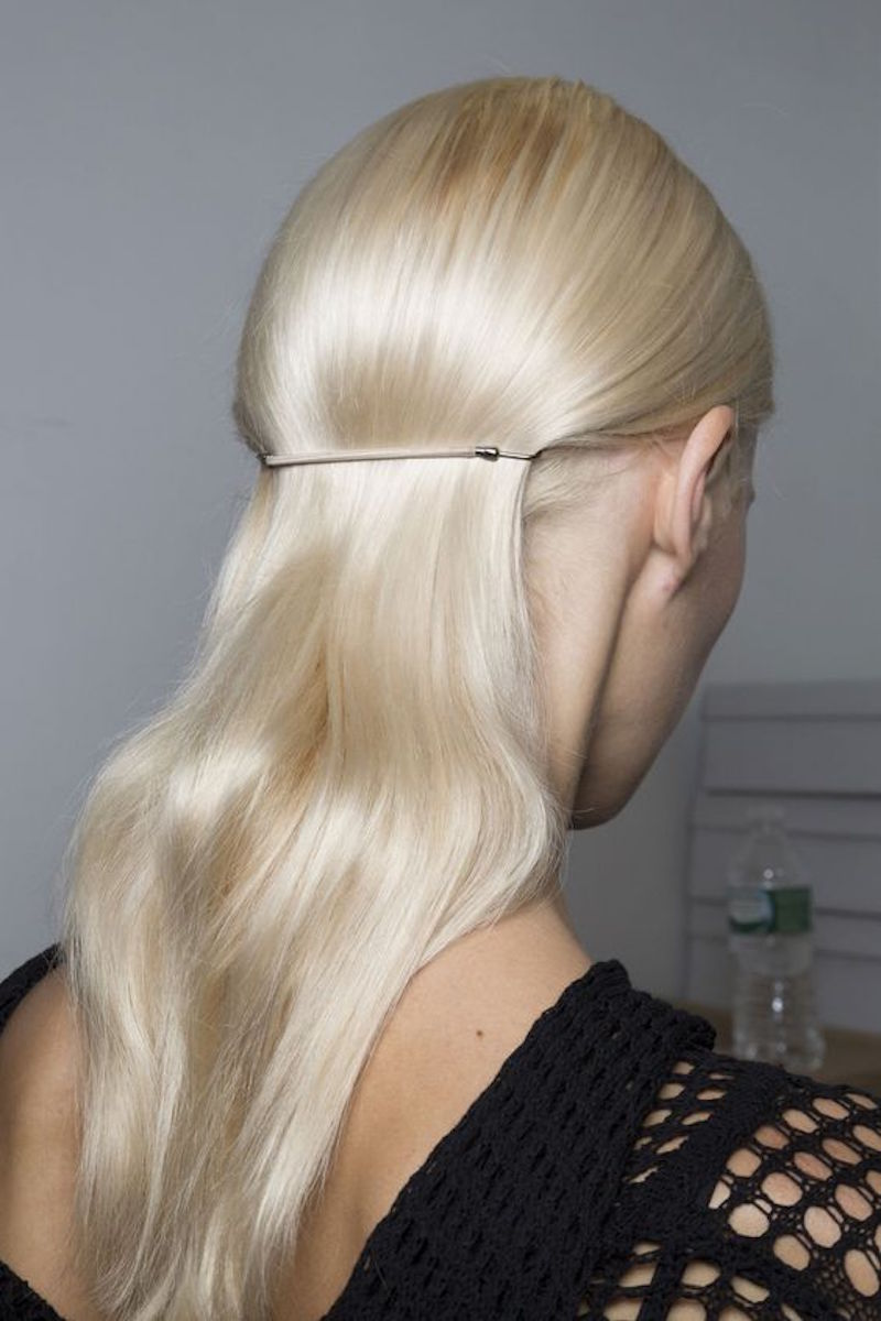 10 Lustworthy Low Ponytails