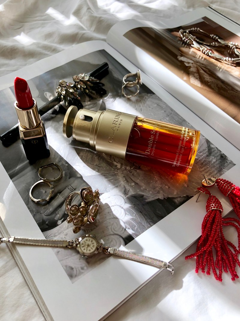 Clarins Double Serum One Year Later
