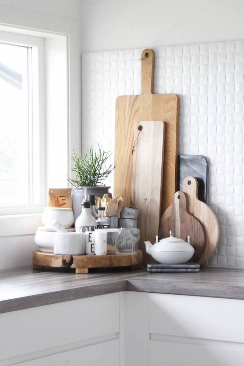 28 of the Best Cutting Boards For Your Kitchen on Farmhouse Kitchen Counter Decor Ideas  id=59243