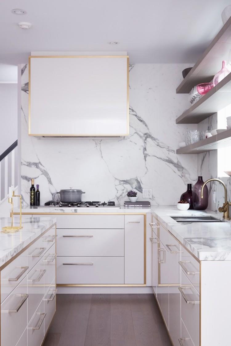 White Kitchen Cabinets With Gray Quartz Countertops   Novocom.top