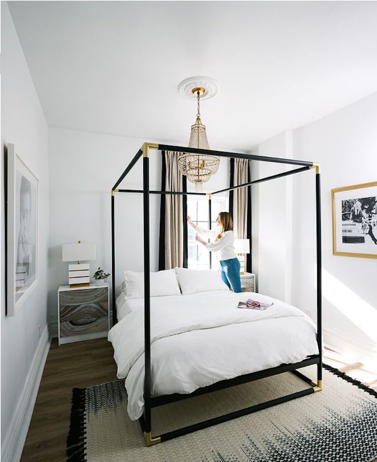 12 Gorgeous Canopy Beds Under 1000