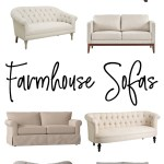 12 Perfect Farmhouse Sofas For All Budgets