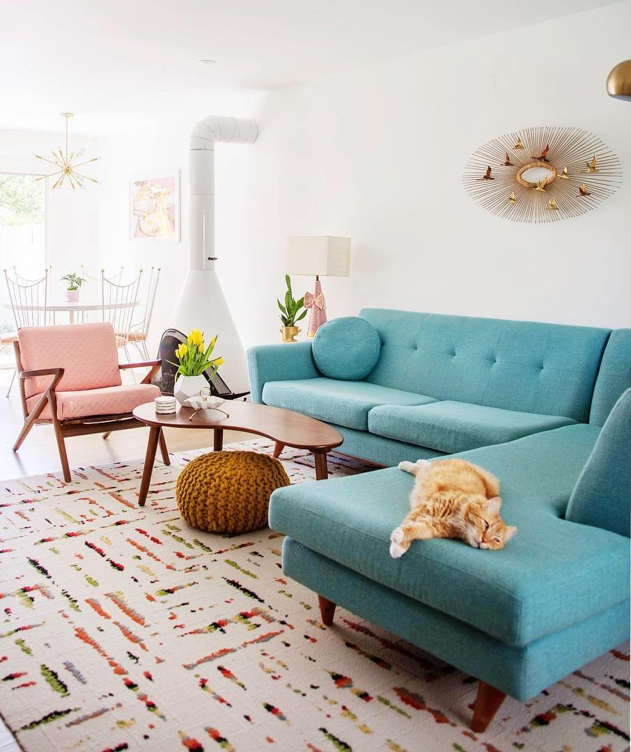 25 fabulous mid century modern sofas