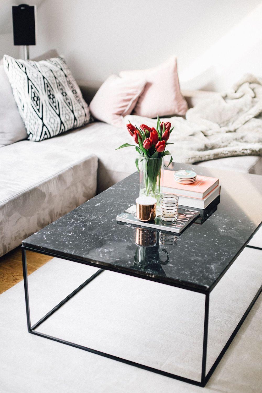 12 best black marble coffee tables