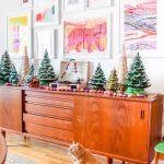 19 Mid Century Modern Christmas Decor Ideas