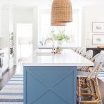 17 Coastal Kitchens Decor Ideas For A Beach Or Summer Home
