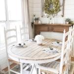 25 Best Farmhouse Dining Tables