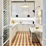 10 Inspiring Parisian Kitchens Decor Ideas