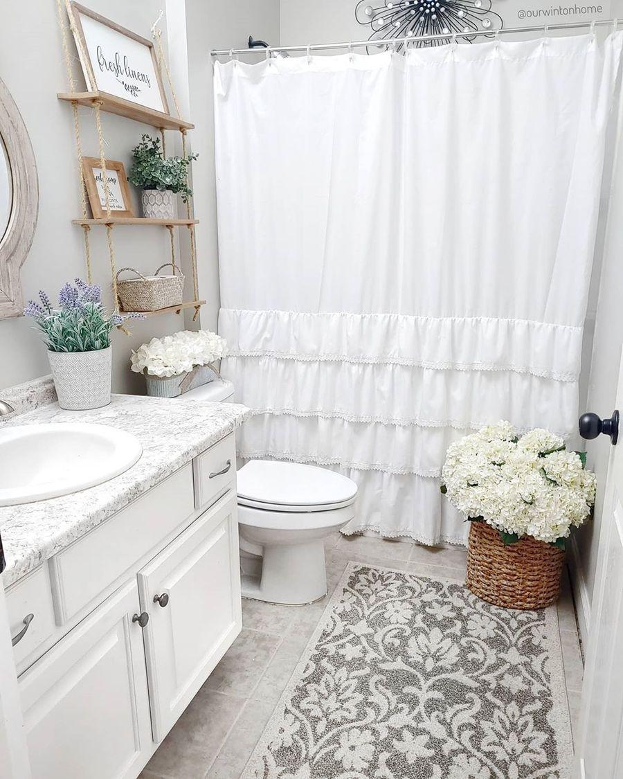 10 genius modern farmhouse bathroom