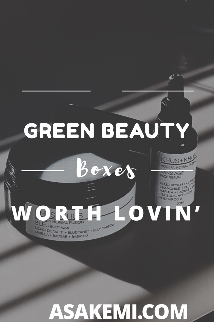 the best organic beauty boxes to try