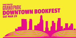 Grand Park's Downtown BookFest