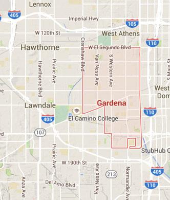 Gardena_Map