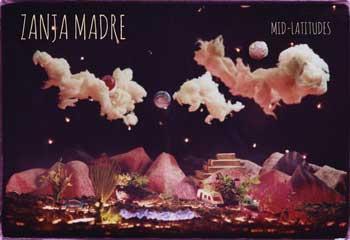 Zanja Madre Album Art