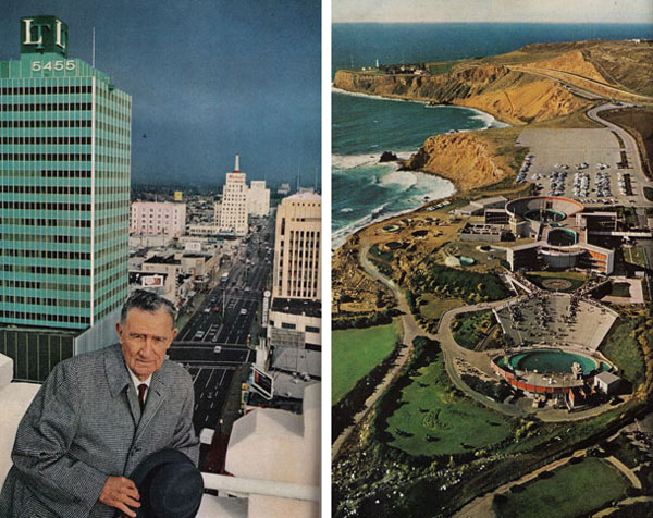 Miracle Mile developer A.W. Ross and Marineland