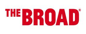The Broad Logo