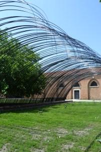 Liu Jiakun, 'Into the wild', mixed media (installation), 2015, Chinese pavilion