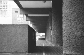 Walkways, Barbican Centre