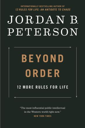 Cover art for Beyond Order by Justin B Peterson