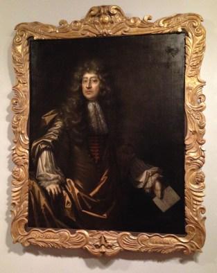 Portrait of an Ambassador by Simon Verelst, c.1686