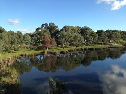 River Torrens, Adelaide, South Australia