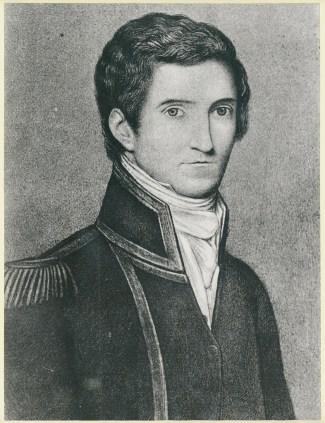 Portrait of Captain Matthew Flinders, 1808