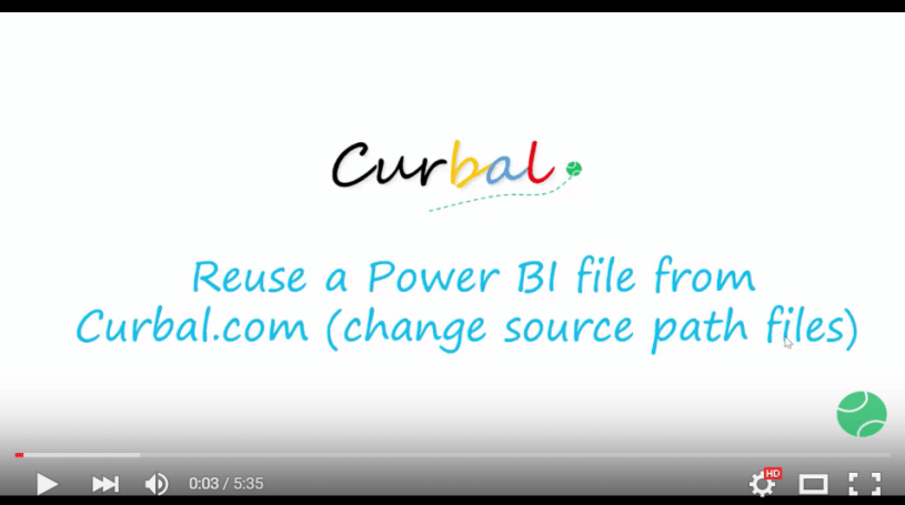 Reuse a power bi file youtube