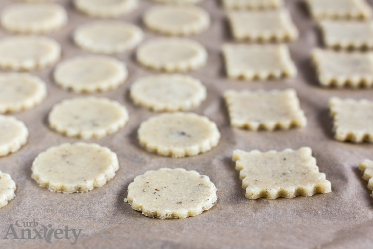 Good-for-You Nourishing Lemon Filled Lavender Cookies | Curb Anxiety