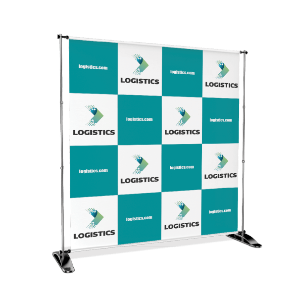 Step Repeat Banner Sign