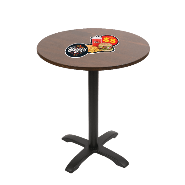 Table Top Graphic