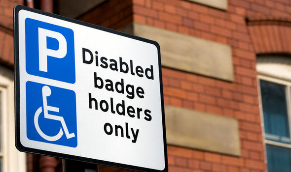 BLUE BADGE PARKING PERMITS TO BE ROLLED OUT TO PEOPLE WITH HIDDEN DISABILITIES, GOVERNMENT PROPOSES