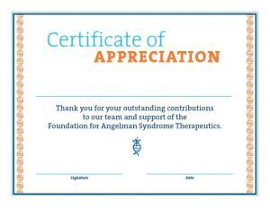 Fundraising Tools CAN FAST Foundation For Angelman Syndrome Therapeutics