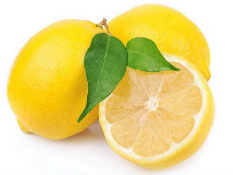Lemon Benefits For Hair Growth