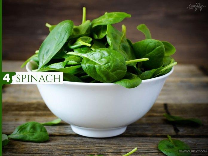 4-Spinach