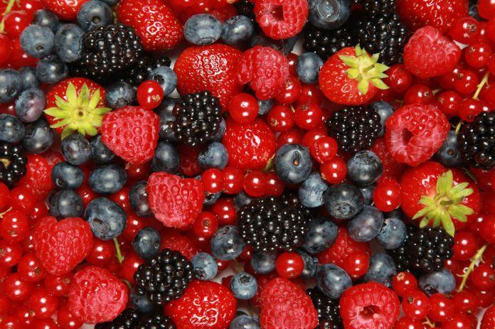 Top 5 Antioxidant Super Foods