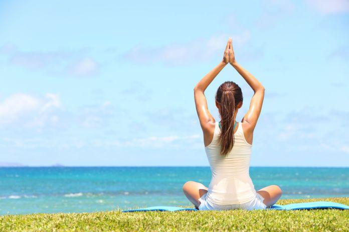 Pack These Yoga Poses for Your Journey - Sukhasana