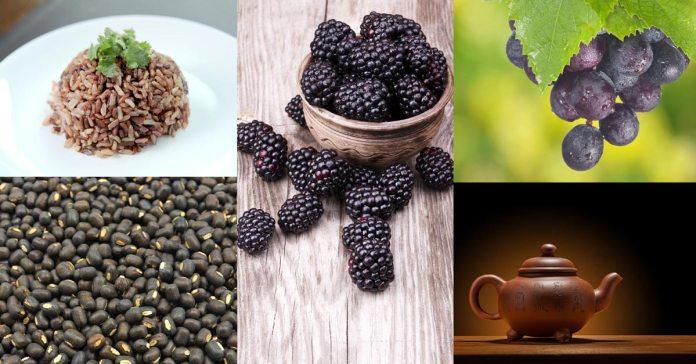Black Super Foods