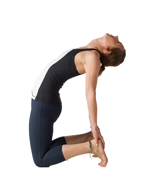 5 Yoga Poses to Welcome the Spring -Camel Pose (Ustrasana)