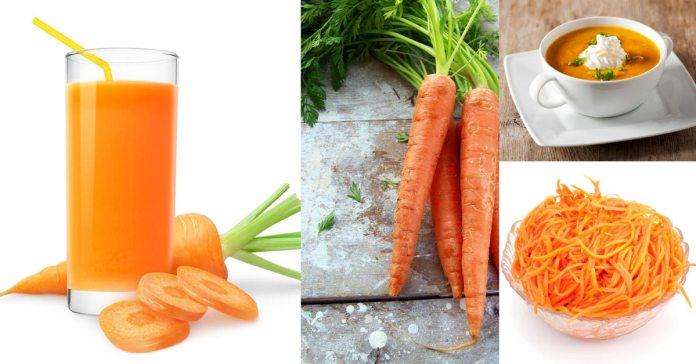 The Top 25 Health Secrets of Carrots