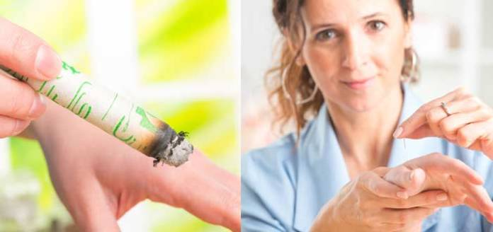 Are Acupuncture and Moxibustion Really Painful As They Seem?`