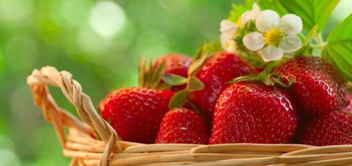 20 Reasons To Fall In Love With Strawberries All Over Again.