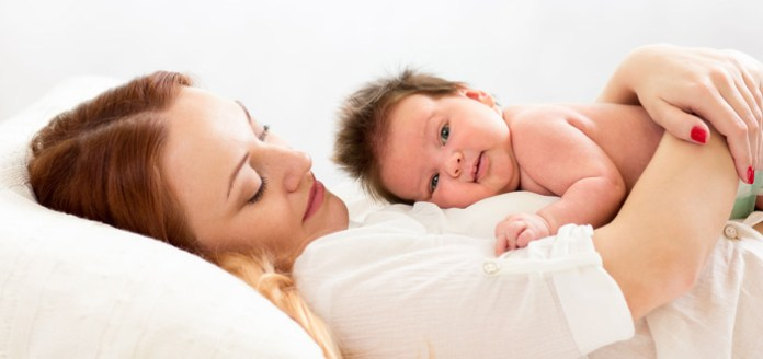 Benefits of Breast-feeding for Mother and Baby.