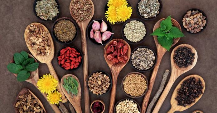 Liver friendly foods
